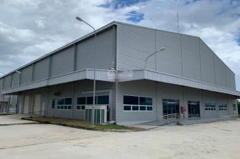 Bán nhà xưởng trong khu công nghiệp Long Giang