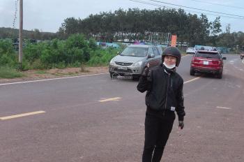 BÁN đất thổ cư ngay khu công nghiệp đất cuốc Bắc Tân Uyên mặt tiền đường nhựa ĐH 415 24M. Chỉ 560TR