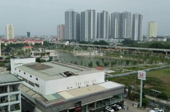 Căn góc 72m2 view hồ điều hòa, giá chỉ 22tr/m2 tại chung cư 7A Lê Đức Thọ. LH: 0973.351.259