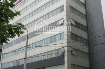 Cho thuê văn phòng cực đẹp tòa nhà Technosoft, khu vực văn phòng Duy Tân, LH:0983.338.565.