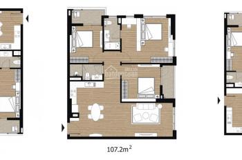Tây Hồ Residence 68A Võ Chí Công, giá chỉ 2,8 tỷ/2PN/full nội thất, CK 5%, LS 0%, LH 0976 299 166
