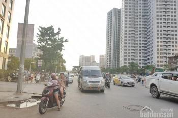 Bán nhà phố Minh Khai, quận Hai Bà Trưng, 70m2, đường đôi, hè rộng, giá 230tr/m2
