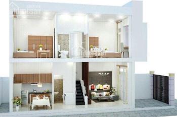 nhà phố xây sẵn tặng bộ nội thất cơ bản liền kề chợ Tân Phước Khánh, Lh:0901.449.558