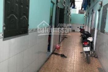 Dãy trọ 12 phòng 200m2 đường Phạm Hữu Tâm, sổ hồng riêng, giá 1tỷ4, LH 0933771730