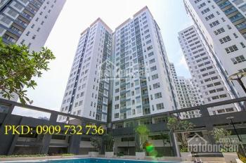 Cho thuê căn hộ Floritadiện tích 68m2 thiết kế 2PN + 2 toilet. Chỉ 15tr/tháng, LH 0909 732 736