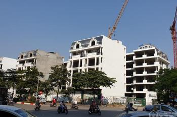 Shophouse phố Wall, mặt đường Trần Thái Tông, cực thích hợp cho khối văn phòng, khách sạn, nhà hàng