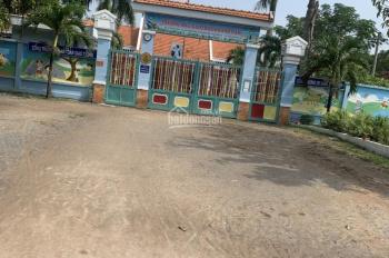 Bán 120m2 sau chợ thuộc ấp Thuận Hòa 1, xã Hòa Khánh Nam, Đức Hòa, Long An