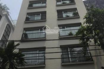 Chính chủ bán nhà mặt phố Lạc Trung, DT =110m2 x7 tầng, MT 7 m thang máy (nở hậu), giá 32 tỷ