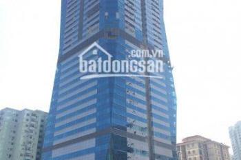 Cho thuê văn phòng tầng 11 tòa nhà Diamond Flower, Lê Văn Lương, DT 300m2. Giá 324 nghìn/m2/tháng