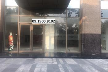 09.1900.8102 - Home City Trung Kính, cho thuê sàn tầng 01 nhà hàng, văn phòng DT 50m2, 100m2, 260m2