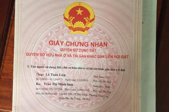 Cần bán gấp nhà tại mặt đường Minh Khai, lô góc kinh doanh thoải mái, có sổ đỏ