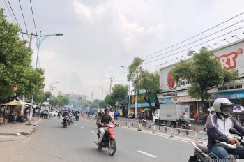 Cho thuê nhà góc 2 mặt tiền Lê Văn Quới, P. Bình Hưng Hoà A, Q. Bình Tân