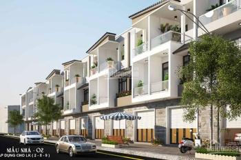 Liền kế 7 đẹp nhất dự án Ecotown Phú Mỹ giá gốc trực tiếp chủ đầu tư Hodeco 5x18m và góc 10x19m