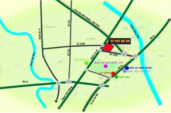 Mở bán 20 lô đất KDC Phú Hồng Thịnh 10 - QL1K - DT 743C, giá tốt 10tr/m2. LH 0933125290