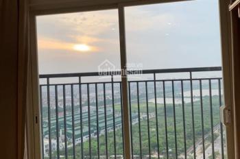 Cho thuê chung cư Thạch Bàn, Long Biên, 70m2, 2PN, đồ cơ bản, 5 triệu/tháng. LH 0942229207