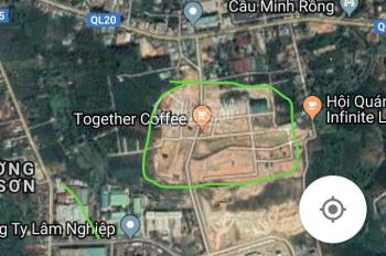 Chính chủ cần bán lô đất 100m2 Bảo Lộc capital