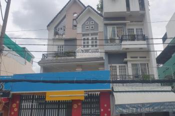 Bán nhà mặt tiền đường Số 28, P6, GV, DT: 4,45x22m, DTCN: 99m2, nhà C4, giá: 6,3 tỷ TL 0906611055