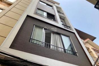 Cho thuê nhà 5 tầng mới đẹp khu 45 căn hộ khu 7,2ha Vĩnh Phúc, Ba Đình, giá rẻ