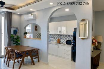 Cho thuê căn góc Sài Gòn Mia 2PN 2WC 78m2, giá chỉ 18 tr/tháng, LH: 0909 732 736