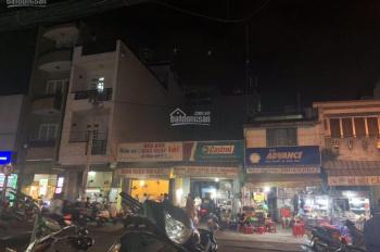 Bán nhà mặt tiền đường Cách Mạng Tháng 8, P. Bến Thành, Q1, 4.3x11m, 3 lầu giá 15 tỷ
