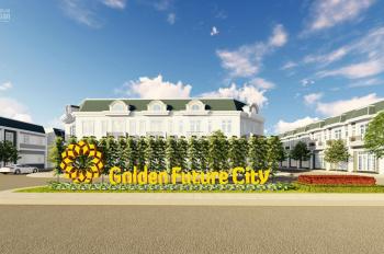 Bán đất sổ đỏ DA Golden Future City ngay quốc lộ 13, KCN Bàu Bàng, từ 550 triệu, LH: 0907220926