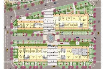 Cho thuê shophouse Midtown, diện tích 80m2, nhà thô. Giá cực tốt: 20 triệu/ tháng