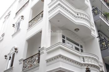 Bán nhà mới đẹp 4 tầng vào ở ngay đường Trần Mai Ninh nhà mới đẹp DT: 4.1 x 12m góc 2 mặt tiền