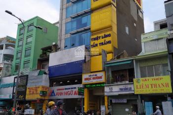 Nhà mặt tiền KD Phan Đăng Lưu, phường 1, Phú Nhuận. 4x18m, trệt - 3 lầu, giá 55 triệu/th