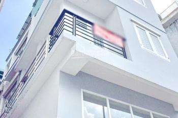 Nhà 2 mặt tiền hẻm nhựa 8m xe hơi vào tận nhà đường Hùng Vương Q5 DT (4x10m) giá 7 tỷ