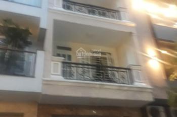 Nhà MT Nguyễn Cảnh Chân, Q1, 3,5x12m, 5 lầu, HĐT 40 triệu/tháng, giá 12 tỷ TL