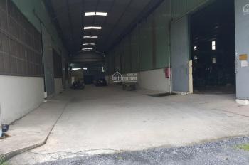 Cho thuê nhà xưởng 2000 m2 trong KCN Lê Minh xuân, Bình chánh