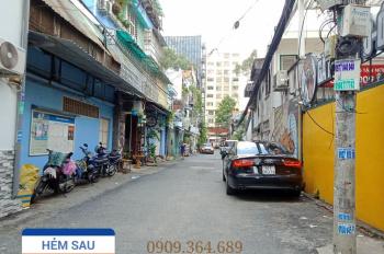 Bán nhà HXH Phường Phạm Ngũ Lão, Q.1, 2 mặt tiền, 3x11m nở 3.4m, HĐ 30tr/th, cách MT 5m, 9 tỷ TL