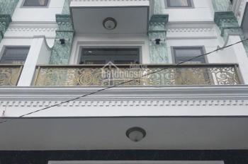 Khu nhà phố sát mặt tiền Phan Huy Ích 1 lửng, 3 lầu, DT 4m x 15m, giá 6.2 tỷ
