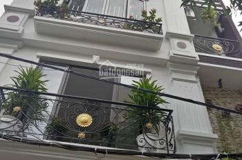 Bán nhà cực đẹp, cực hiện đại 5 tầng, nhà cách đường lớn 10m ngõ Hồ Tùng Mậu
