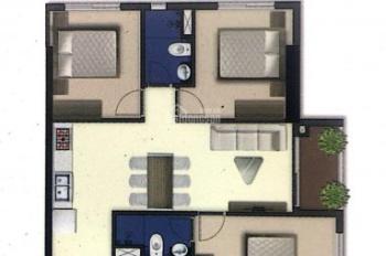 Bán căn hộ V1.33.03, Q7 Saigon Riverside, DT 85.52 m2, 3PN, 2WC, giá 3.1 tỷ. LH chủ nhà 0903702116