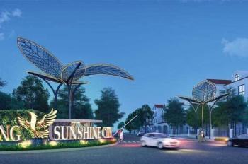 Mở bán đất nền đường bao biển Hạ Long - KĐT kiểu mẫu Hạ Long Sunshine City - chỉ 9,8tr/m2 hàng CĐT