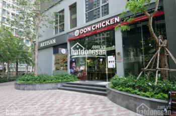 Cho thuê shophouse Vinhomes Central Park, DT từ 138m2 đến 250m2, giá từ 120 tr/th, LH 0977771919
