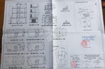 Bán nhà hẻm 424 đường Nguyễn Văn Luông, P12, Q6