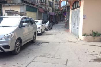 Bán nhà ngõ 168, phố Hào Nam, thông Quan Thổ 1, ô tô đỗ gần nhà, DT: 29m2 x 4T, giá 3.3 tỷ