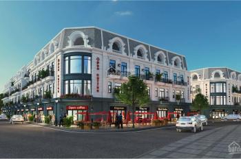 Duy nhất 20 căn Shophouse 1 trệt 3 lầu ven sông Nhật Lệ, liền kề Vincom Đồng Hới, LH 0814797079