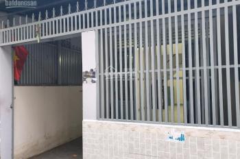 Nhà lầu 4x14m gần chợ Cầu, P. Đông Hưng Thuận, Quận 12