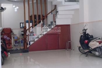 Cho thuê nhà 4 x 17m 1 trệt 2 lầu đường nhựa 7m KCN Tân Bình.