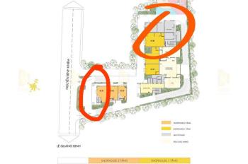 Cho thuê shophouse Masteri M One Gia Định - P1 - Gò Vấp - diện tích 91m2 đến 115.5m2 - 0888211011
