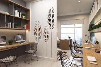 Cho thuê căn hộ văn phòng kết hợp ở, diện tích 45m2, giá chỉ 10 triệu/ tháng, LH 0907787776