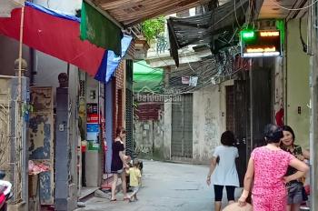 Cần bán đất Văn Quán, (DT: 30m2, MT: 4m), giá 2.35 tỷ. Ngõ thông ô tô đỗ cửa kinh doanh tốt