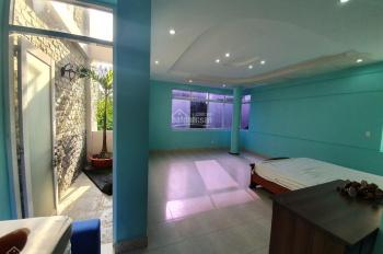 Phòng căn hộ dịch vụ cho thuê, full nội thất trong villa sân vườn, giá từ 4 đến 6 triệu/ tháng