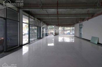 (BQL) Cho thuê sàn thương mại, khối đế tầng 1 chung cư tại 82 Nguyễn Tuân giá 25$/m2. LH 0981043666