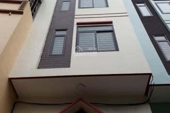 Bán nhà đẹp xây mới phố Bà Triệu, Hà Đông (4T x 50m2), đường rộng ô tô vào được nhà. LH: 0979070540