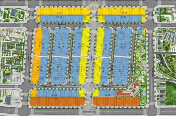 Nhà phố thương mại, 4 mặt tiền tiếp giáp dân kết nối thuận lợi, cam kết mua lại 12%. LH 090865.1190
