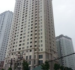 Bán chung cư BMM Xa La, Hà Đông, diện tích 63m2, cửa Đông Nam, ban công Tây Bắc, giá 16tr/m2